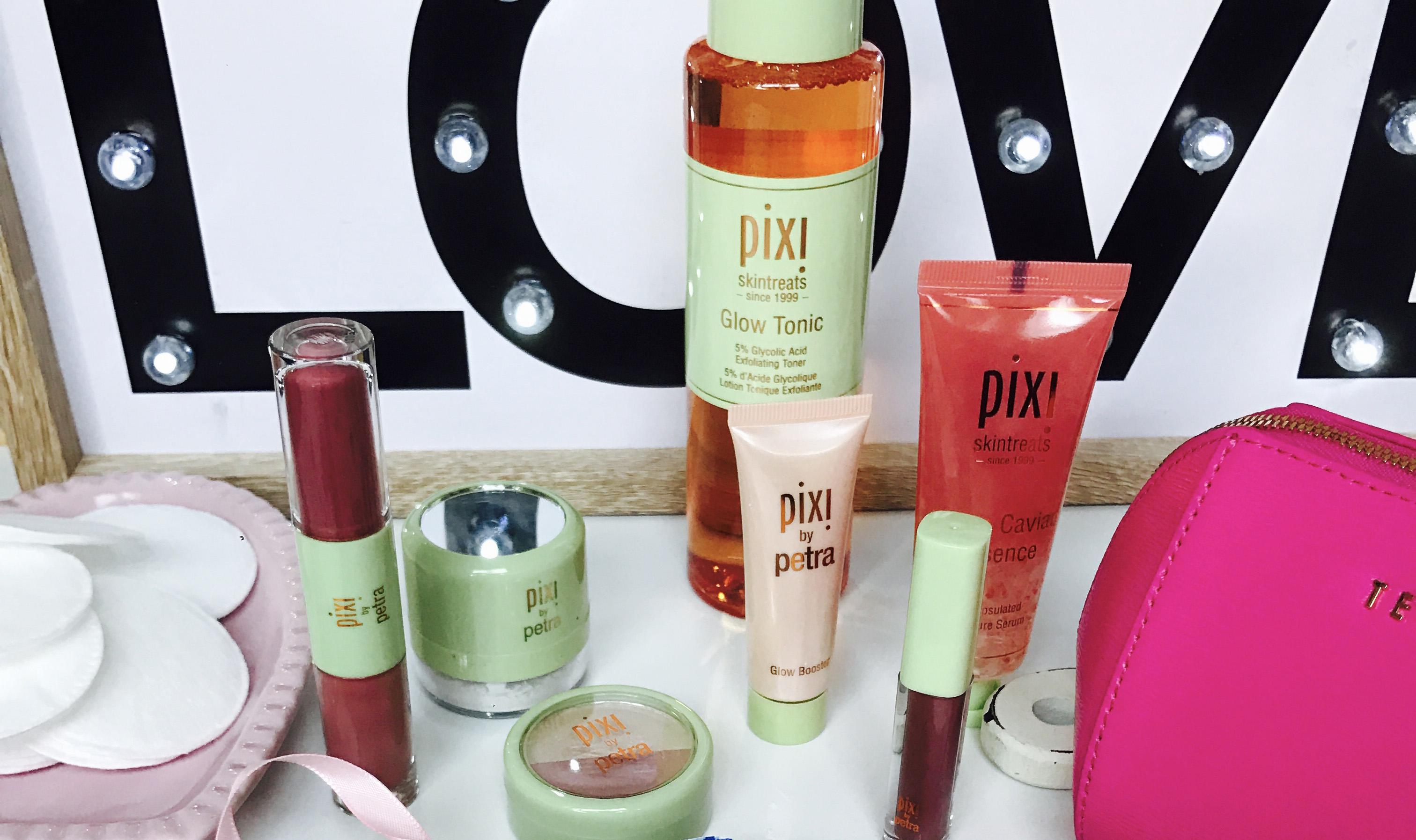 Descubriendo la cosmética de Pixi Beauty