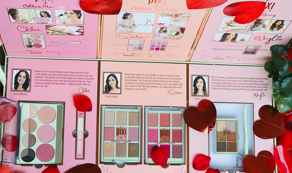 (Español) Las paletas de Pixi Beauty